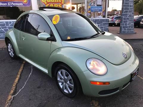 2008 Volkswagen New Beetle for sale in Denver, CO