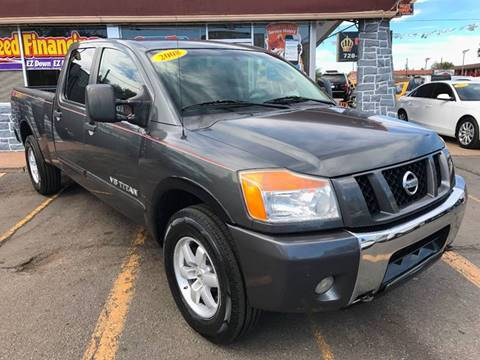 2008 Nissan Titan for sale in Denver, CO