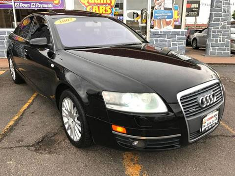 2007 Audi A6 for sale in Denver, CO