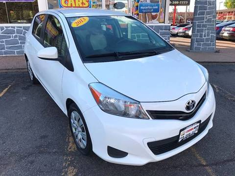 2013 Toyota Yaris for sale in Denver, CO