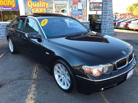 2005 BMW 7 Series for sale in Denver, CO