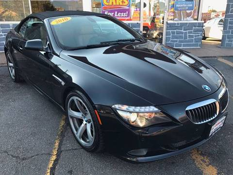2010 BMW 6 Series for sale in Denver, CO