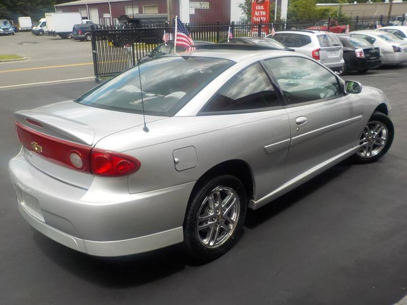 2005 Chevrolet Cavalier LS Sport 2dr Coupe - Springfield MA
