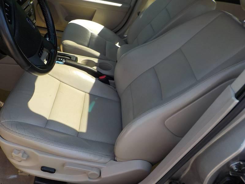 2008 Ford Fusion V6 SEL 4dr Sedan - Springfield MA