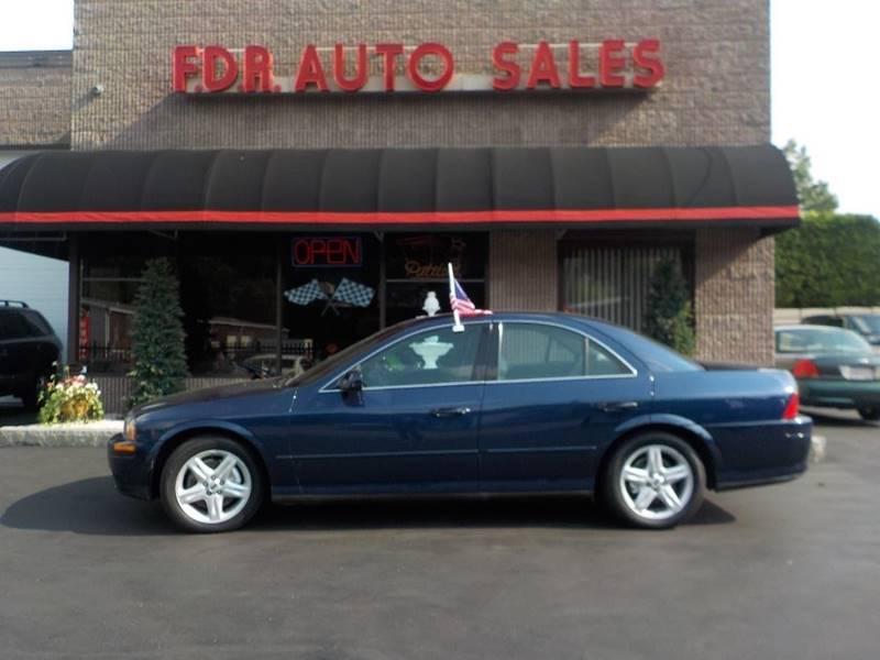 2002 Lincoln LS 4dr Sedan V8 - Springfield MA
