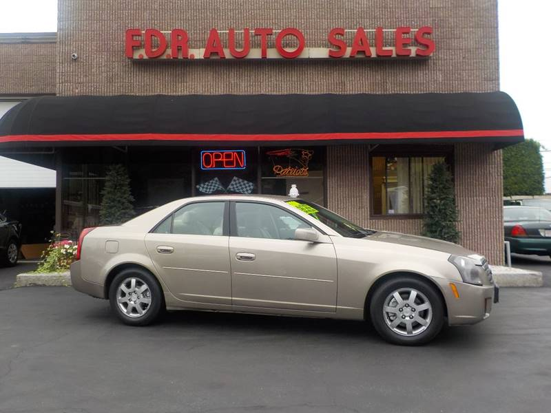 2004 Cadillac CTS 4dr Sedan - Springfield MA