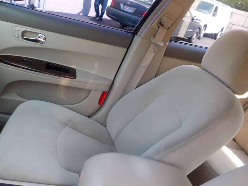 2007 Buick LaCrosse CX 4dr Sedan - Springfield MA