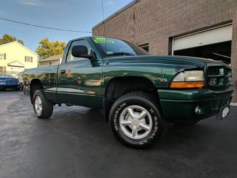 1999 Dodge Dakota for sale in Springfield, MA