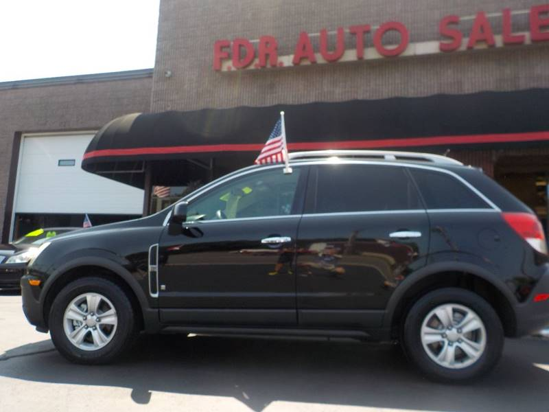 2008 Saturn Vue AWD XE-V6 4dr SUV In Springfield MA - F D R