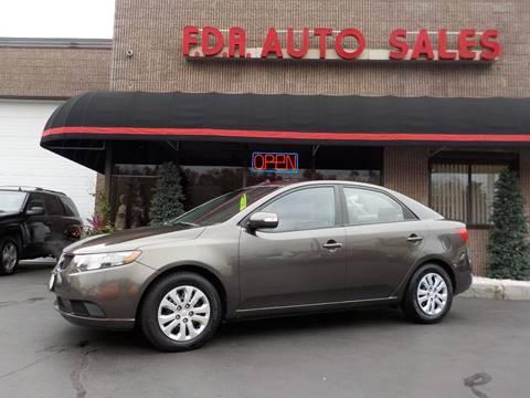 2010 Kia Forte for sale in Springfield, MA
