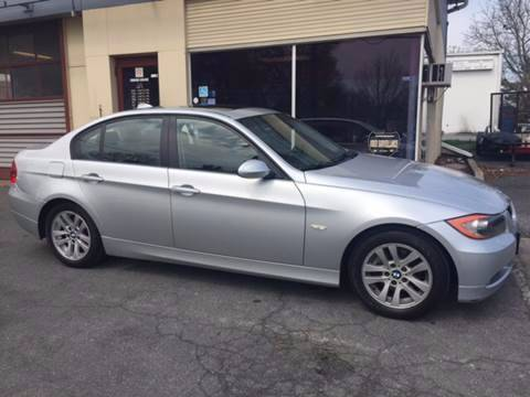 2007 BMW 3 Series for sale at Triangle Motorcar LLC in Lancaster PA