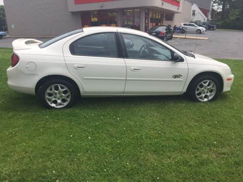 2002 Dodge Neon for sale at Triangle Motorcar LLC in Lancaster PA