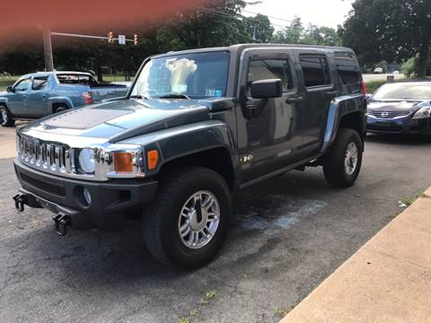 2006 HUMMER H3 for sale in Lancaster, PA