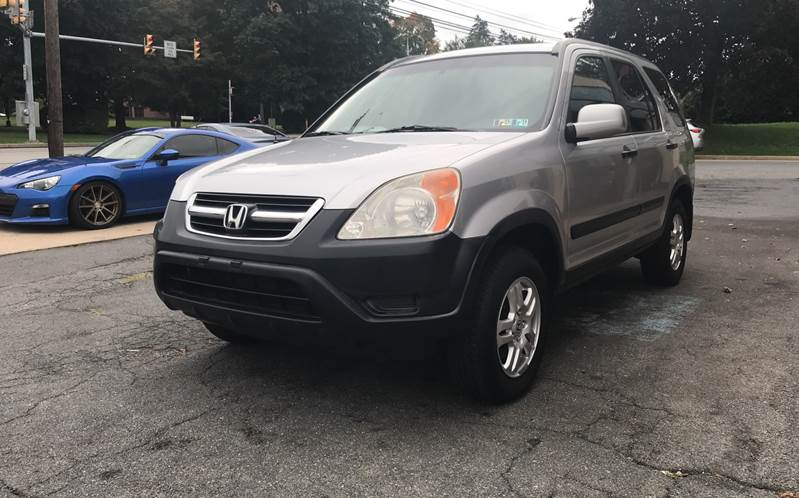 2003 Honda CR V For Sale At Triangle Motorcar LLC In Lancaster PA