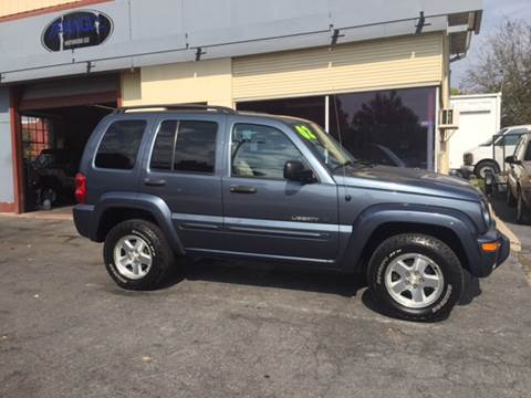 2002 Jeep Liberty for sale in Lancaster, PA
