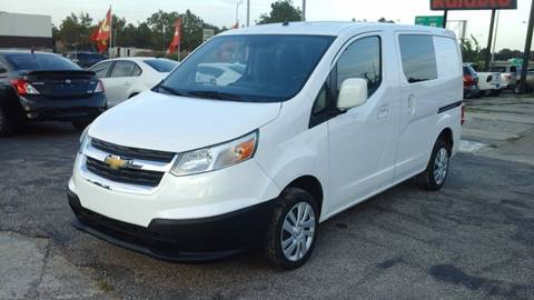 2015 Chevrolet City Express Cargo for sale in Oklahoma City, OK
