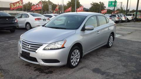 2015 Nissan Sentra for sale in Oklahoma City, OK