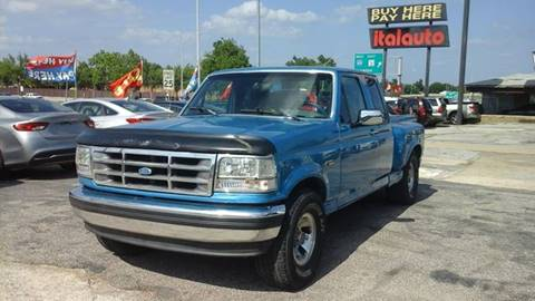 1994 Ford F-150 for sale in Oklahoma City, OK