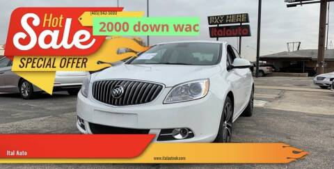 2017 Buick Verano for sale at Ital Auto in Oklahoma City OK