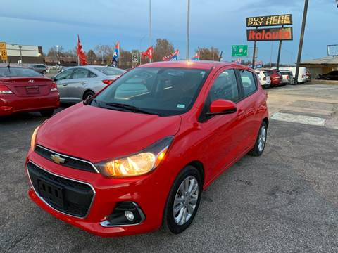 2016 Chevrolet Spark for sale in Oklahoma City, OK