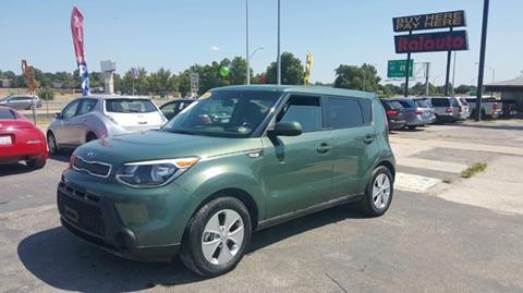 2014 Kia Soul for sale at Ital Auto in Oklahoma City OK
