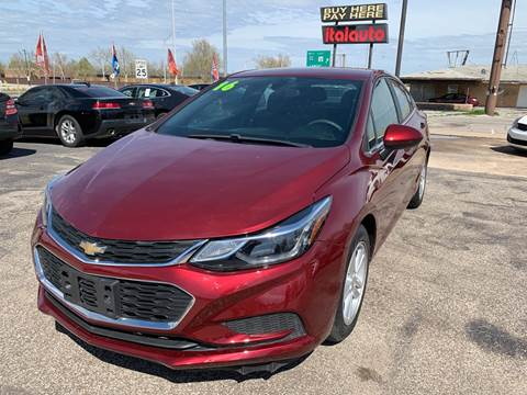 Ital Auto Okc >> Chevrolet Cruze For Sale In Oklahoma City Ok Ital Auto