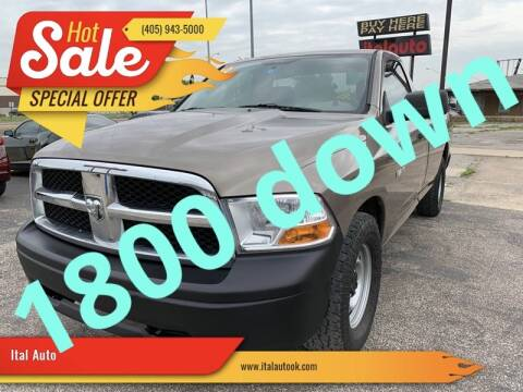 2009 Dodge Ram Pickup 1500 for sale at Ital Auto in Oklahoma City OK