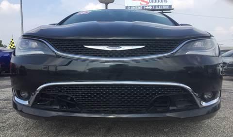 2015 Chrysler 200 for sale in Oklahoma City, OK