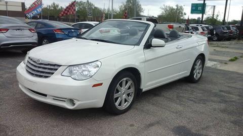 2008 Chrysler Sebring for sale in Oklahoma City, OK