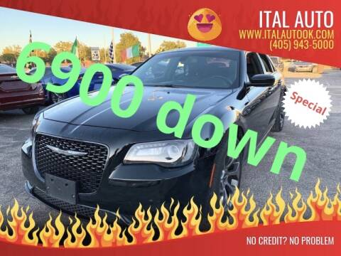 2018 Chrysler 300 for sale at Ital Auto in Oklahoma City OK
