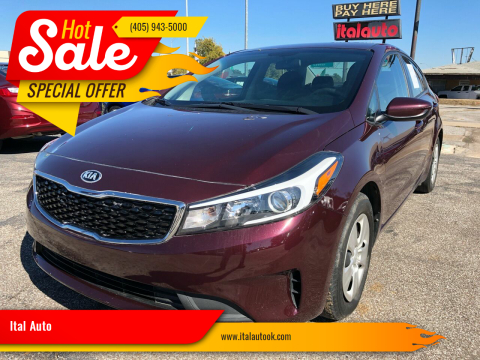 2017 Kia Forte for sale at Ital Auto in Oklahoma City OK