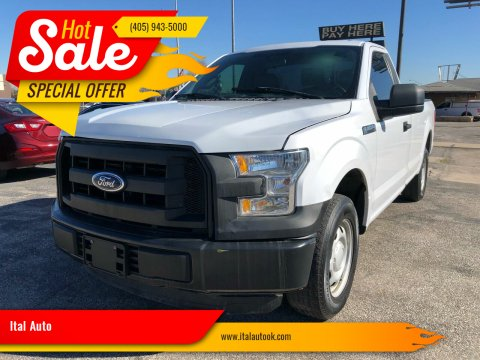 2016 Ford F-150 for sale at Ital Auto in Oklahoma City OK