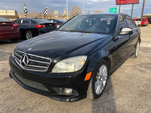 2008 Mercedes-Benz C-Class C 300 Luxury for sale at Ital Auto in Oklahoma City OK