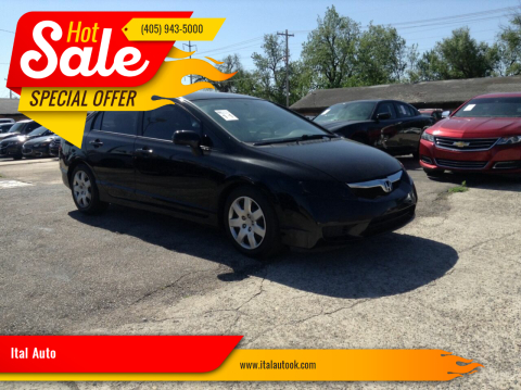 2011 Honda Civic for sale at Ital Auto in Oklahoma City OK