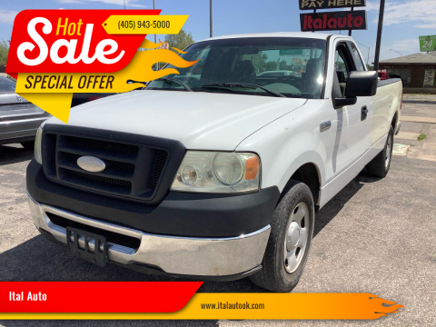 2008 Ford F-150 for sale at Ital Auto in Oklahoma City OK