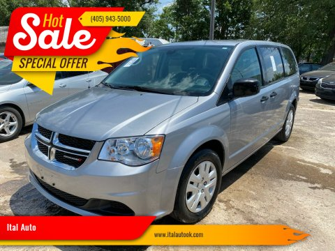 2019 Dodge Grand Caravan for sale at Ital Auto in Oklahoma City OK