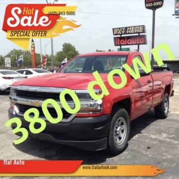 2016 Chevrolet Silverado 1500 for sale at Ital Auto in Oklahoma City OK