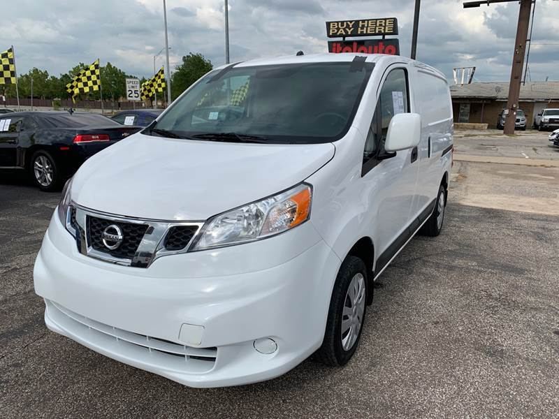 2017 Nissan NV200 for sale at Ital Auto in Oklahoma City OK