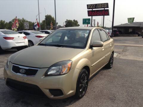 2010 Kia Rio for sale at Ital Auto in Oklahoma City OK