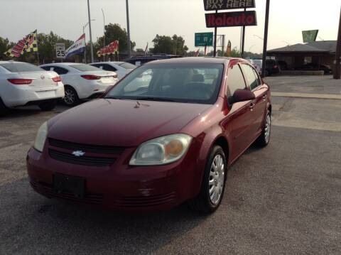2008 Chevrolet Cobalt for sale at Ital Auto in Oklahoma City OK