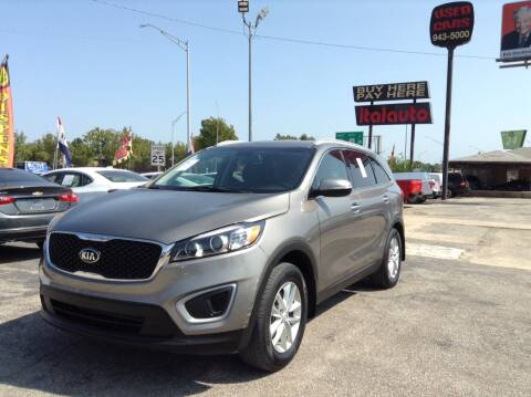 2017 Kia Sorento for sale at Ital Auto in Oklahoma City OK