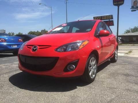 2013 Mazda MAZDA2 for sale in Oklahoma City, OK