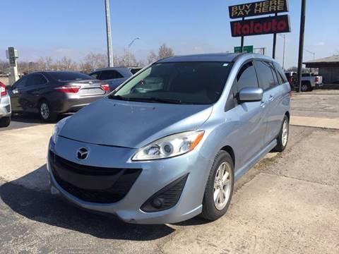 2012 Mazda MAZDA5 for sale in Oklahoma City, OK