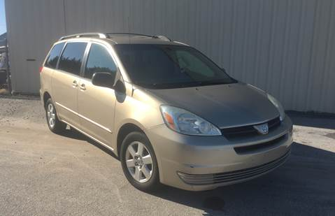 2004 Toyota Sienna for sale in Easley, SC