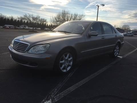 2005 Mercedes-Benz S-Class for sale in Easley, SC