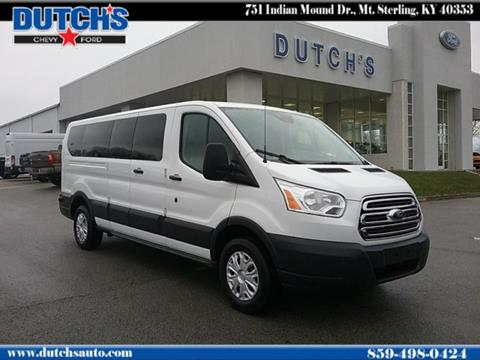 2017 Ford Transit Wagon For Sale In Mt Sterling KY
