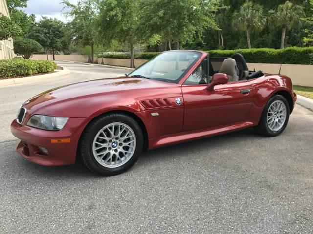 2000 BMW Z3 2.8 2dr Convertible - Winter Springs FL