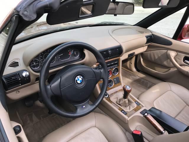 2000 BMW Z3 2.8 2dr Convertible - Winter Springs FL
