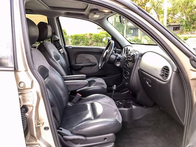 2005 Chrysler PT Cruiser 4dr Limited Turbo Wagon - Winter Springs FL