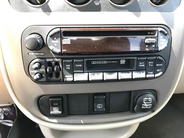 2004 Chrysler PT Cruiser Limited Edition Turbo 4dr Wagon - Winter Springs FL